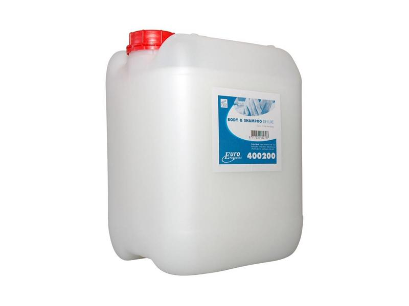 Euro Products Euro Products body & shampoo de luxe, 10L