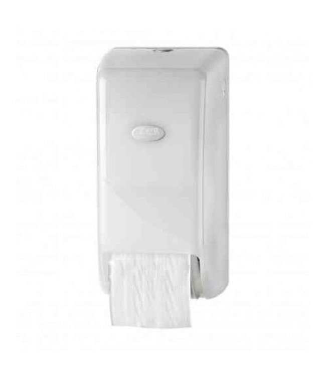 Euro Products Euro Products Pearl White Tioletrolhouder - Doprollen