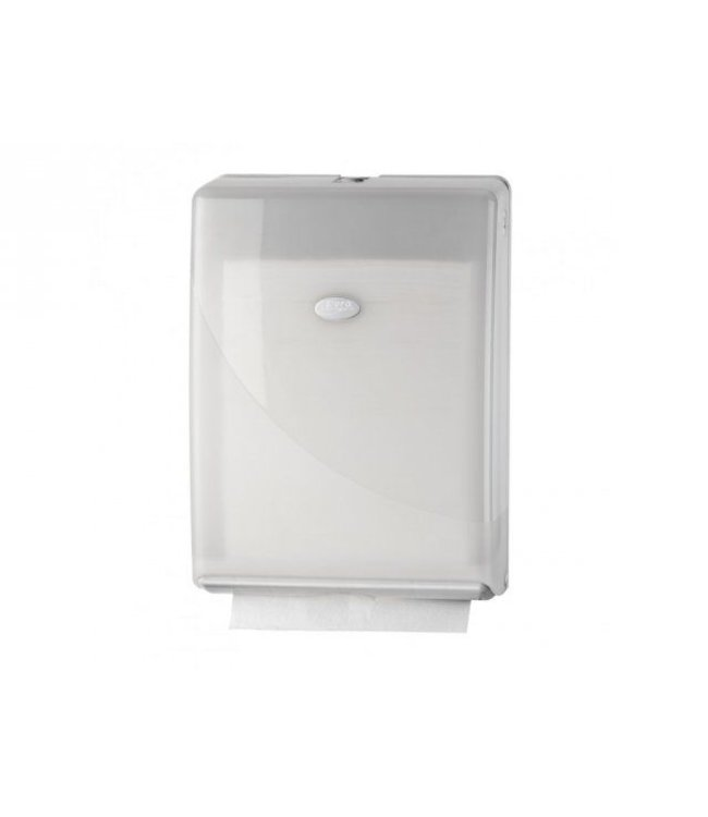 Euro Products Euro Products Pearl white vouwhanddoekdispenser