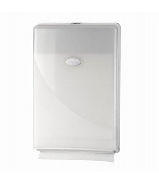 Euro Products Euro Products Pearl White Handdoekdispenser - Minifold