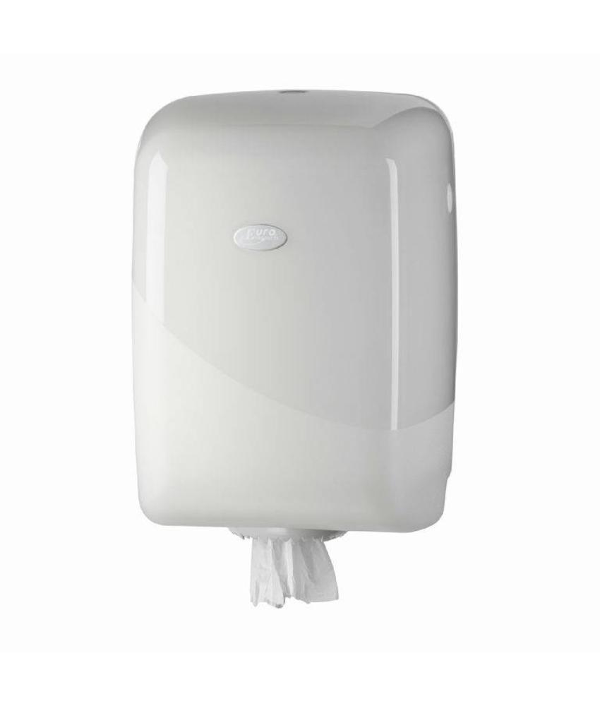 Euro Products Pearl white midi dispenser