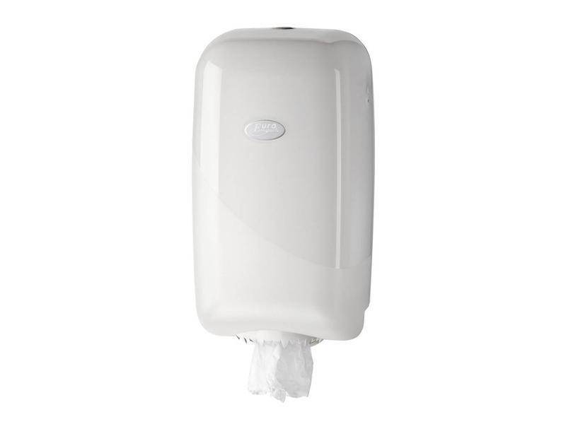 Euro Products Euro Products Pearl white mini dispenser