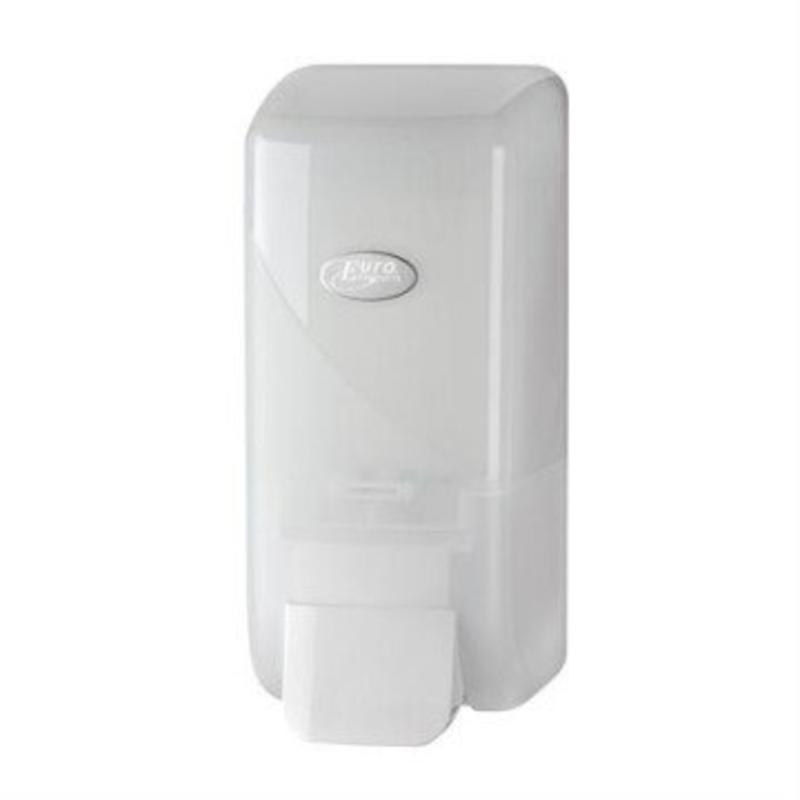 Euro Products Pearl white bag in box zeepdispenser 900 ml