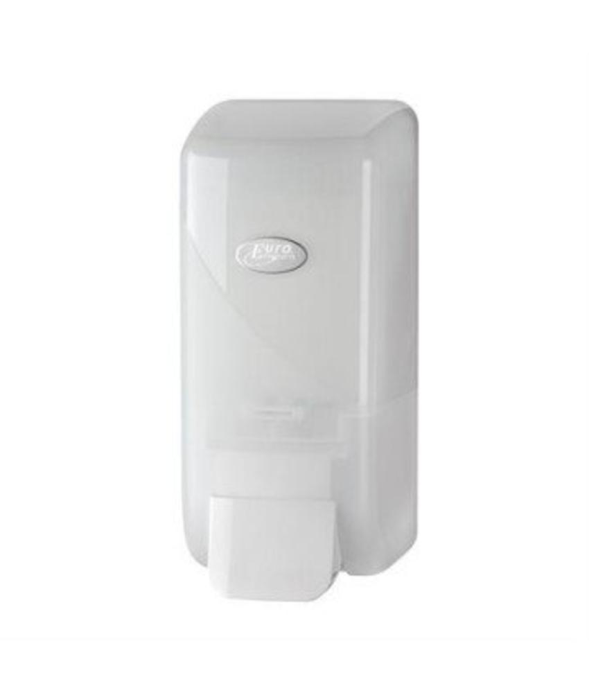 Euro Products Pearl white bag in box zeepdispenser 900 ml