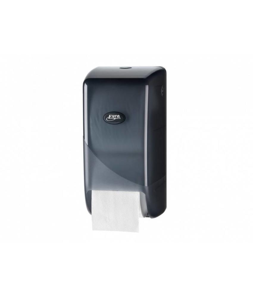 Euro Products Pearl Black Tioletrolhouder - Doprollen