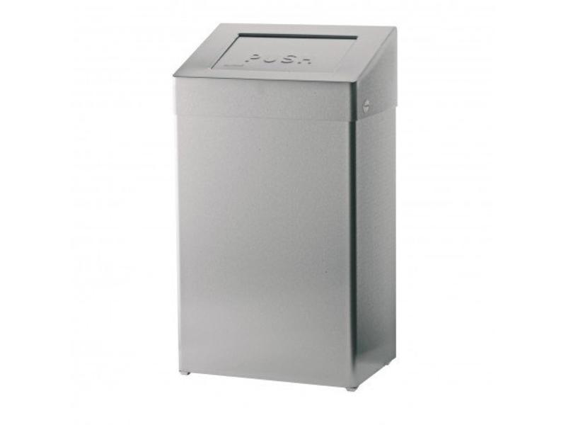 Euro Products Euro Products Afvalbak met zelfsluitende klep - 50 liter