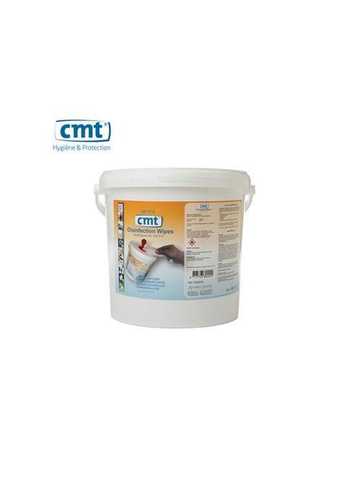 CMT Desinfectie doekjes, blauw 680 stuks