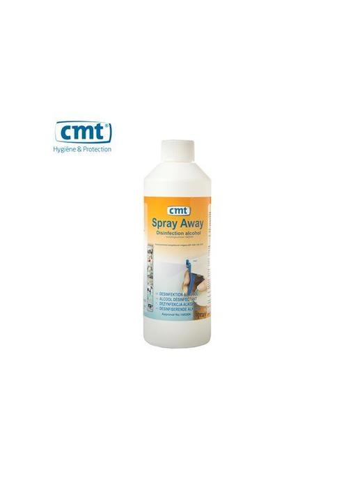 CMT Spray-Away Desinfectie Alcohol, 500 ml