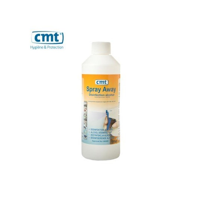 CMT Spray-Away Desinfectie Alcohol, 500 ml