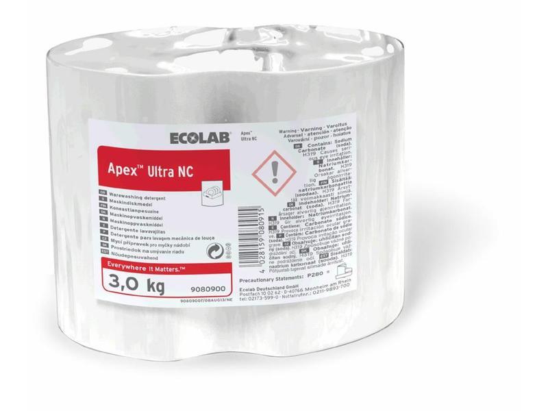 Ecolab Apex Ultra NC 4 - 3 kg