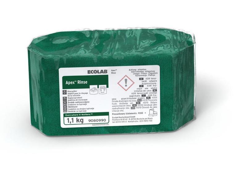 Ecolab Apex Rinse