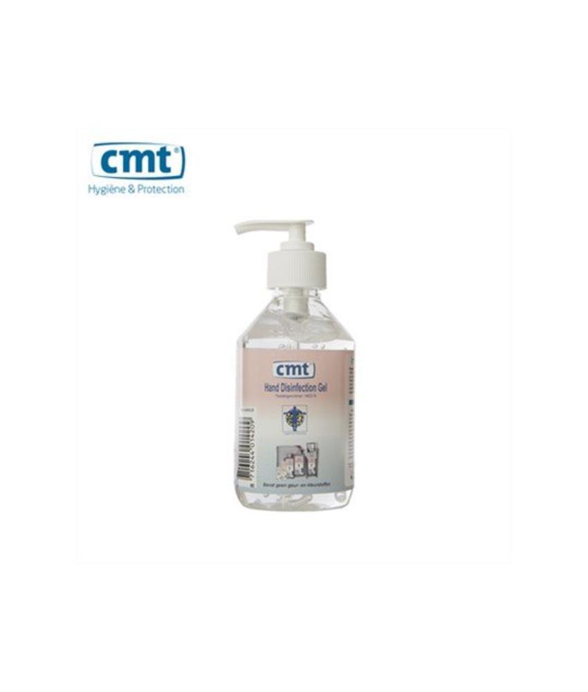 CMT Hand Desinfectie Alcoholgel - 250 milliliter met pompje