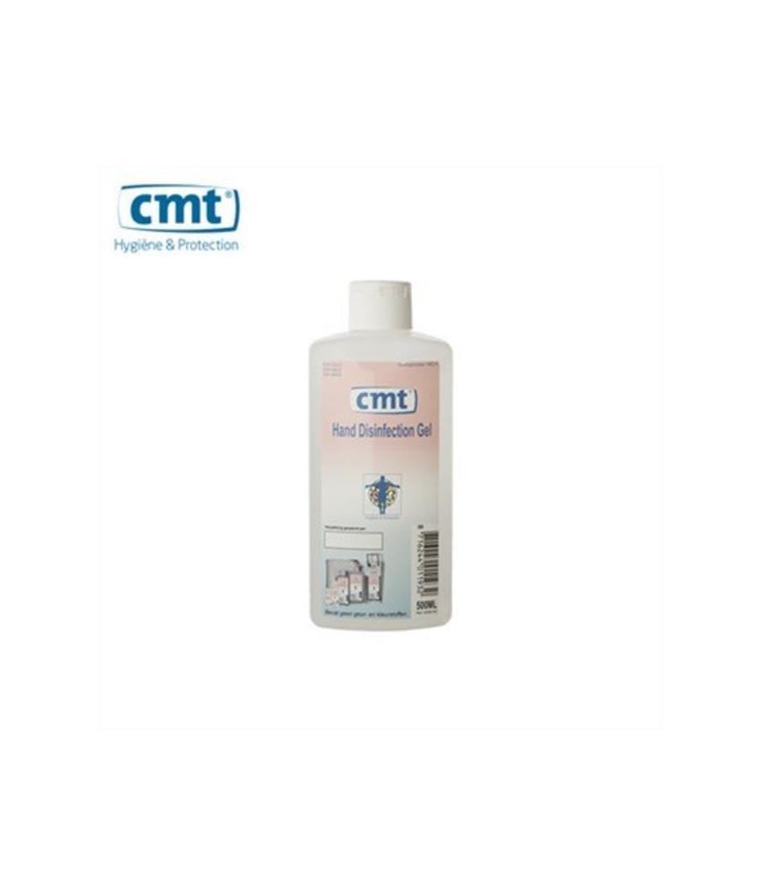 CMT Hand Desinfectie Alcoholgel - 500 milliliter
