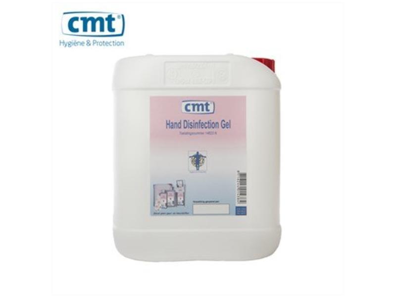 CMT CMT Hand Desinfectie alcoholgel - 5000ml