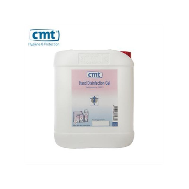 CMT Hand Desinfectie alcoholgel - 5000ml