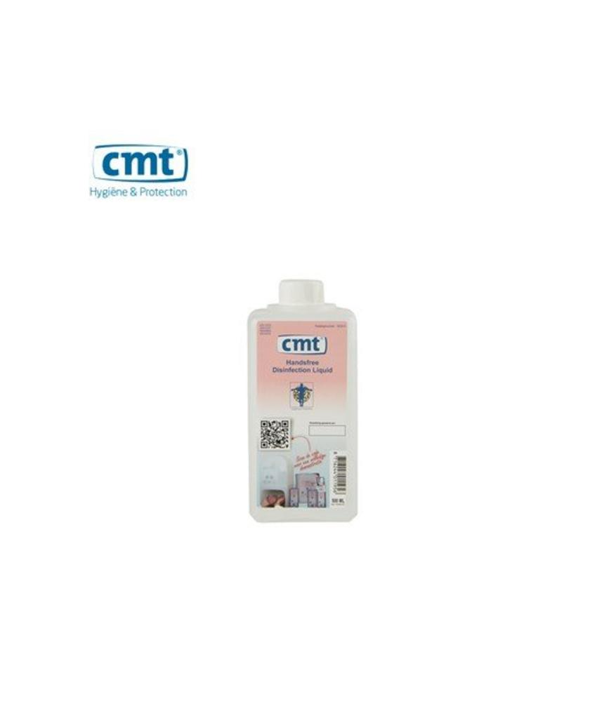 CMT Handsfree Desinfectie Liquid - 500 milliliter