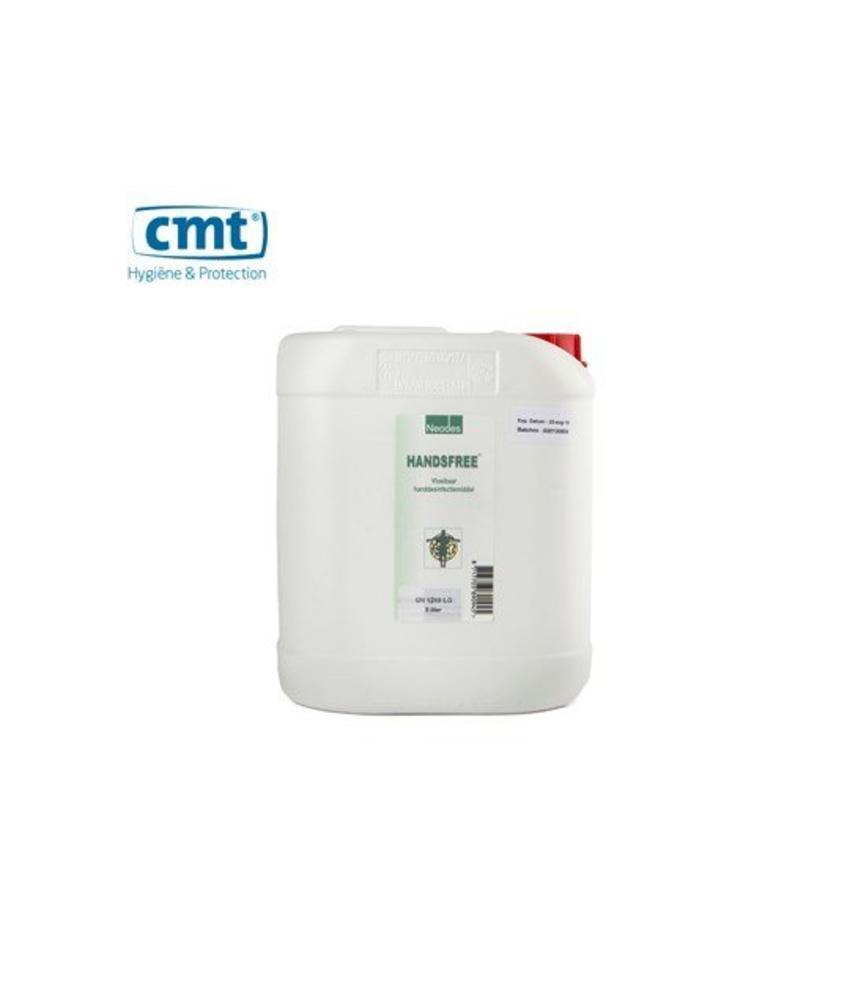 CMT Handsfree Desinfectie Liquid - 5 liter
