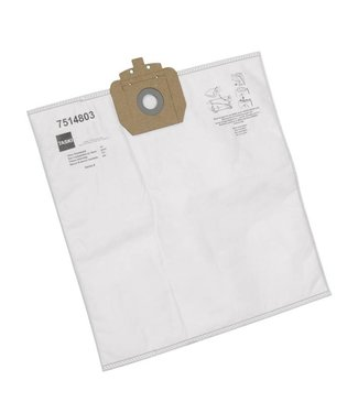 Johnson Diversey Disposable fleece filter stofzakken - 10 stuks