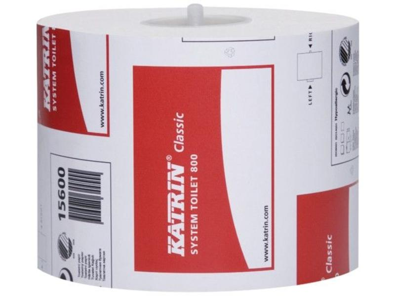 Katrin Classic Systeem Rol Toilet 800 (36st.)