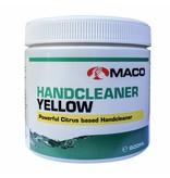 Maco Maco Hand cleaner Yellow - 600 milliliter pot