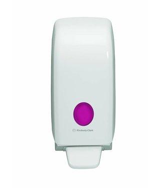 Kimberly Clark AQUARIUS* Handreiniger Dispenser - Cassette / 1 Ltr - Wit