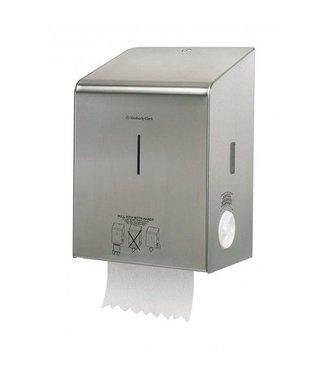 Kimberly Clark KIMBERLY-CLARK PROFESSIONAL* Rolhanddoekdispenser - RVS