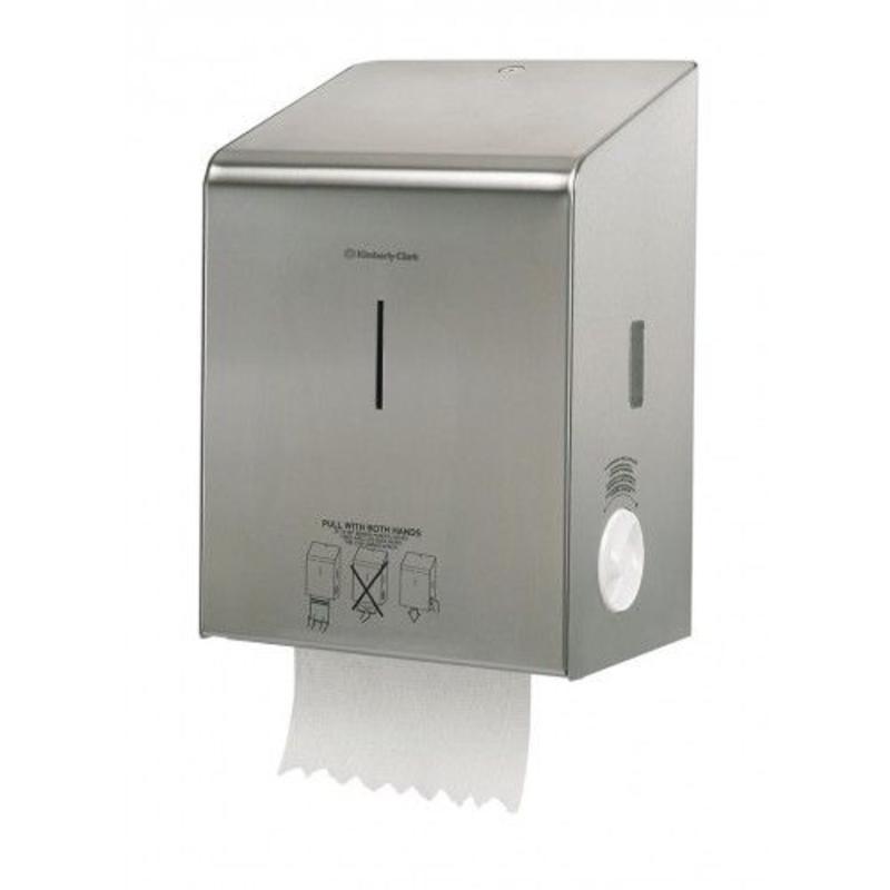 KIMBERLY-CLARK PROFESSIONAL* Rolhanddoekdispenser - RVS