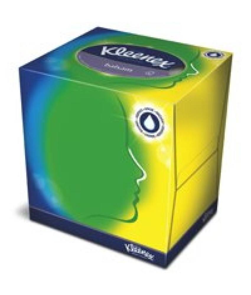 KLEENEX® Facial Tissue - Kubus - Wit
