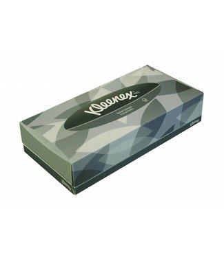 Kimberly Clark KLEENEX® Facial Tissue - Standaard - Wit