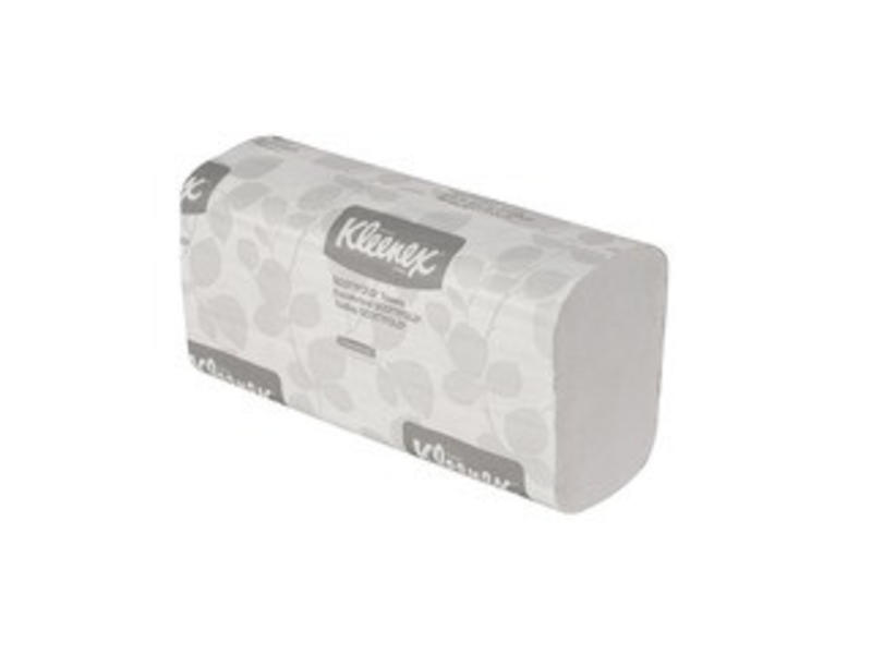 Kimberly Clark KLEENEX® ULTRA Handdoeken - MultiFold / Medium - Wit