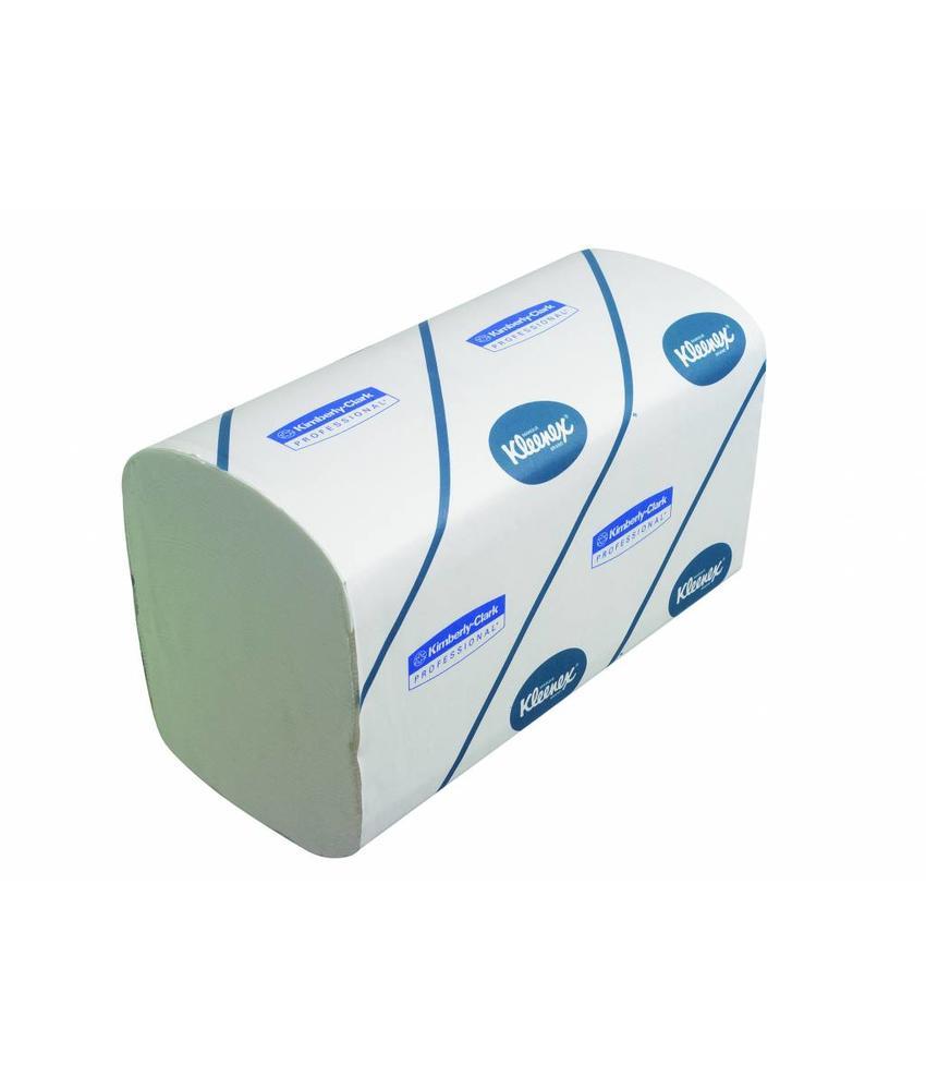 KLEENEX® ULTRA SUPER SOFT Handdoeken - Intergevouwen / Groot - Wit
