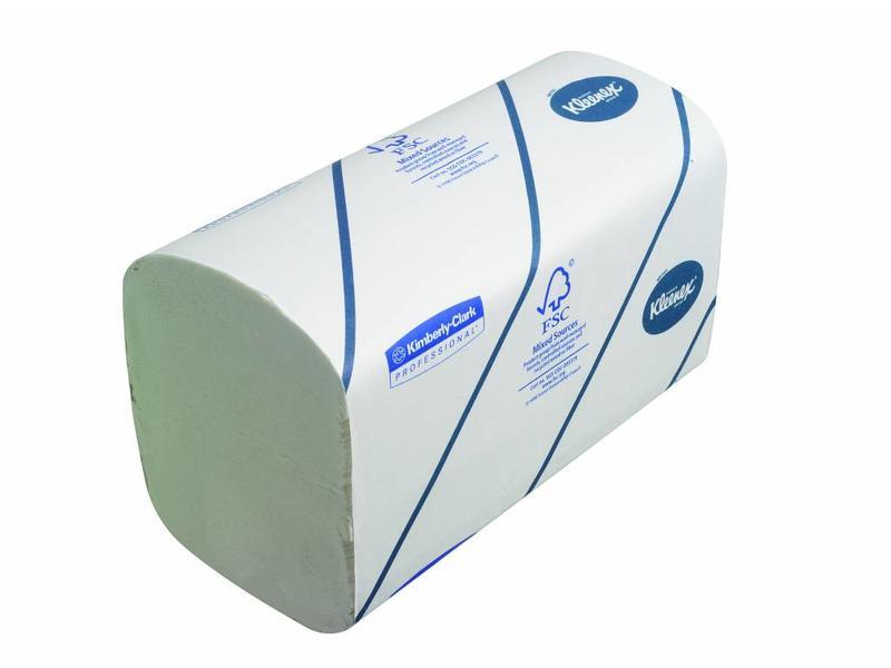 Kimberly Clark KLEENEX® ULTRA Handdoeken - Intergevouwen / Groot - Wit