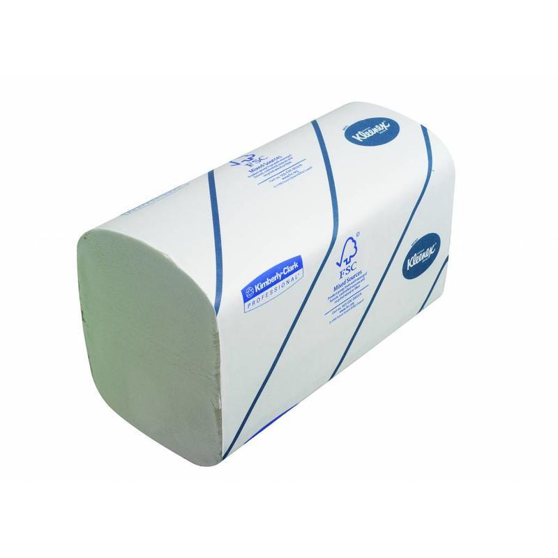 KLEENEX® ULTRA Handdoeken - Intergevouwen / Groot - Wit