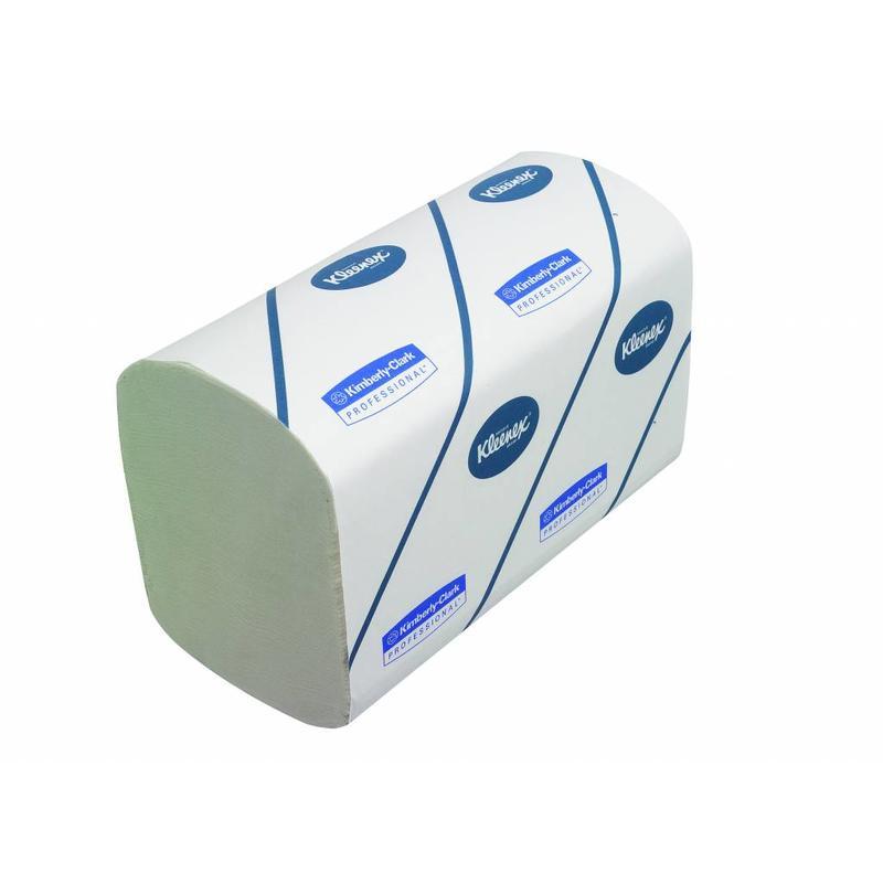 KLEENEX® ULTRA SUPER SOFT Handdoeken - Intergevouwen / Medium - Wit
