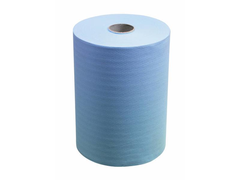 Kimberly Clark SCOTT® SLIMROLL Handdoeken - Rol - Blauw