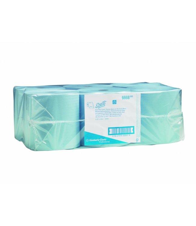 Kimberly Clark SCOTT® Handdoeken - Rol - Blauw