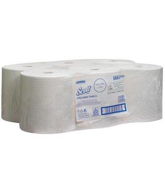 Kimberly Clark SCOTT® Handdoeken - Rol - Wit