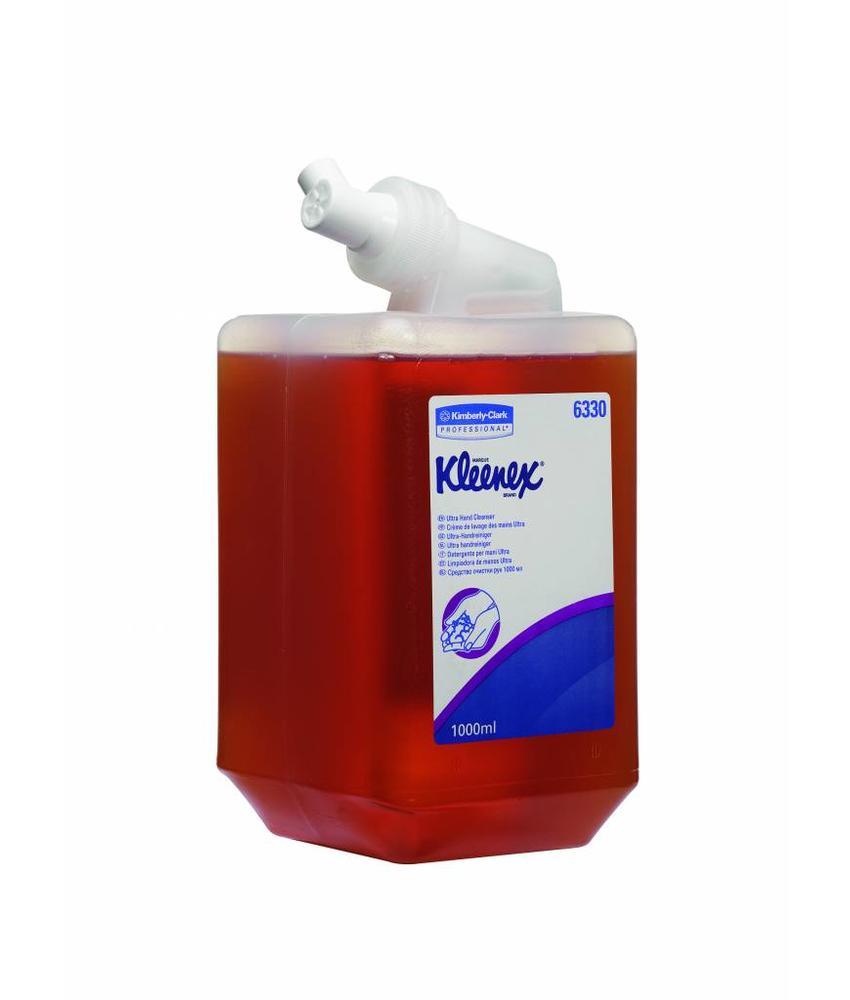 KLEENEX® Ultra Handreiniger - Cassette / 1 Ltr - Amber