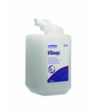 Kimberly Clark KLEENEX® Douchegel, voor het haar en het lichaam - Cassette / 1 Ltr - Wit