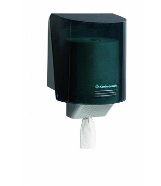 Kimberly Clark KIMBERLY-CLARK PROFESSIONAL* Poetsdoek Dispenser - combirol - Grijs