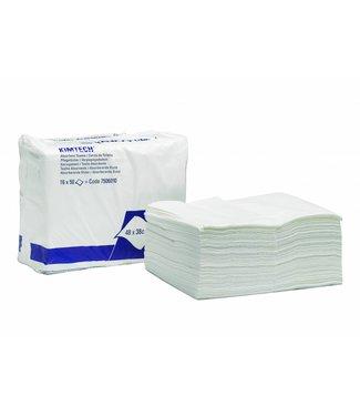Kimberly Clark KIMTECH* Absorberende handdoeken - Z gevouwen - Wit