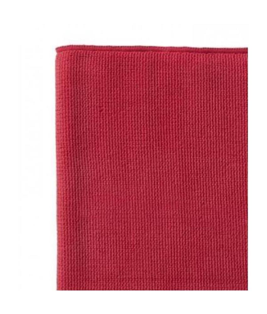 WYPALL* Microfibre doeken - ongevouwen - Rood