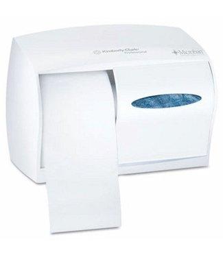 Kimberly Clark KIMBERLY-CLARK PROFESSIONAL* Toilettissue Dispenser - Kokerloos - Wit