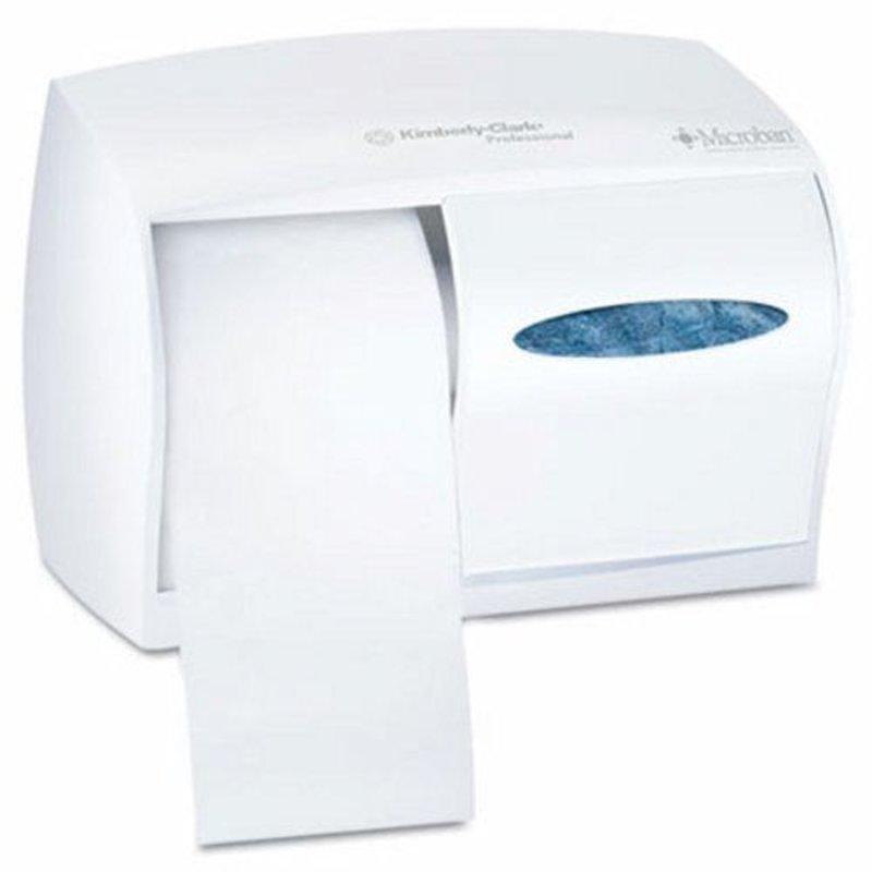 KIMBERLY-CLARK PROFESSIONAL* Toilettissue Dispenser - Kokerloos - Wit