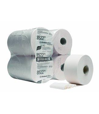 Kimberly Clark SCOTT® PERFORMANCE Toilettissue - Mini Jumbo / 180 - Wit