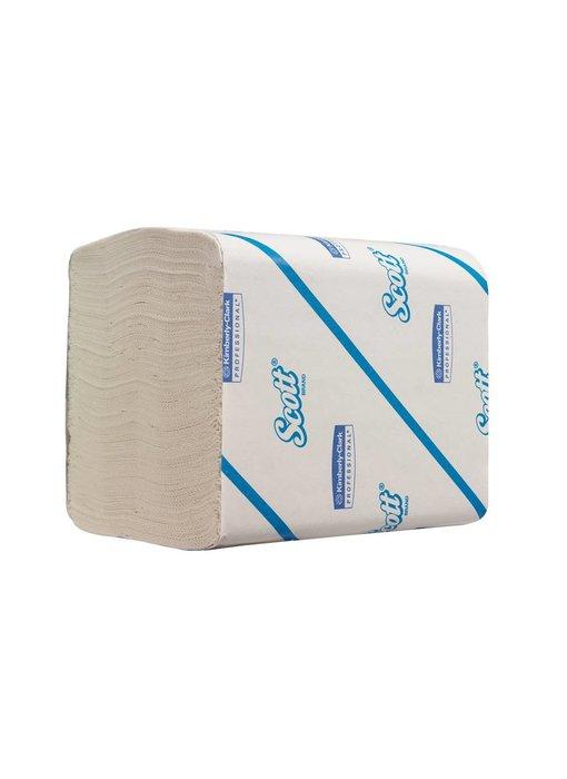 SCOTT® 36 Toilettissue - Gevouwen / 220 - Wit