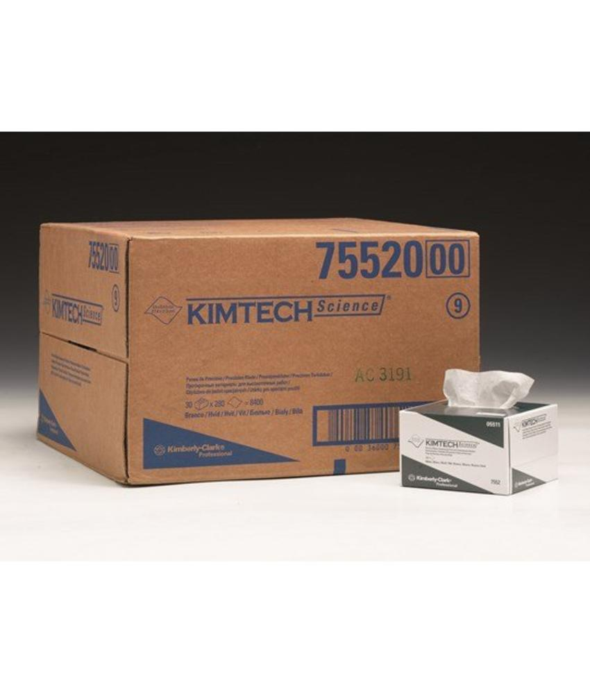 KIMTECH SCIENCE* Reinigingsdoekjes voor precisiewerk - Klein - Wit