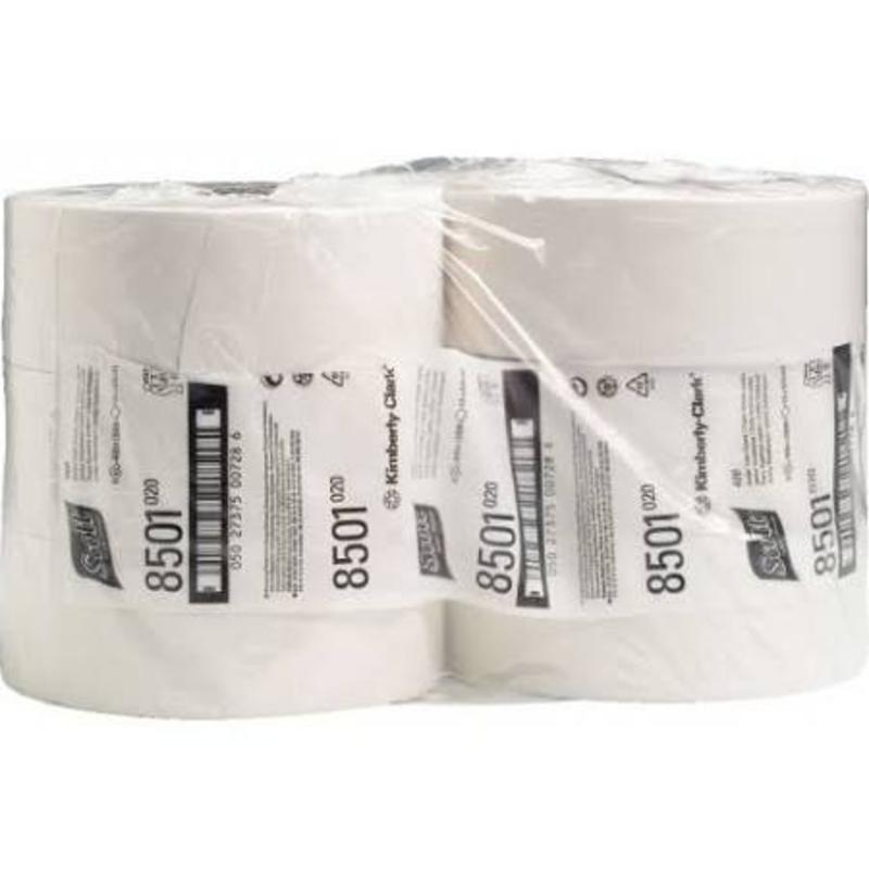 SCOTT® PERFORMANCE Toilettissue - Jumbo / 400 M / 76 - Wit