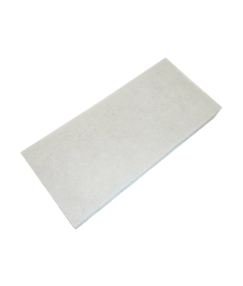 Unger Schrubpad wit, 20cm
