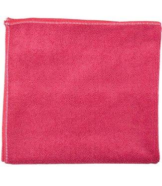 Unger Unger SmartColor™ MicroWipe 4000, Microvezeldoek, rood